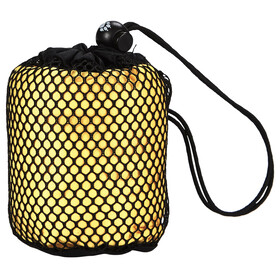 Jack Wolfskin Wolftowel Light M handdoek geel